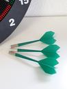 Keltik Safetydarts Soft 3 Stück Set grün