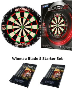 Winmau Blade 5 Starterpaket