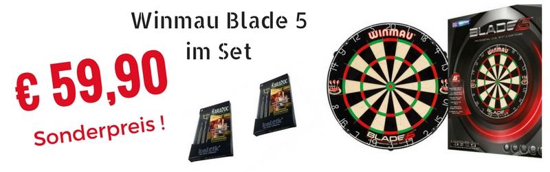 Winmau Blade 5 Starter Set